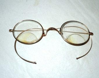 Antique gold filled prescription Glasses