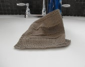 Dish Cloth, Linen Dish Cloth, Dishcloth
