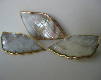 Vintage Mother-of-Pearl set