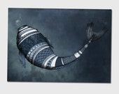 The Thaï fish- 11x8 or 16,5x11 inches fine art print- Signed - Printed by a professional