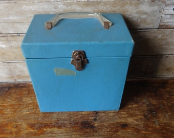 Vintage Record Case 1950's or 60s
