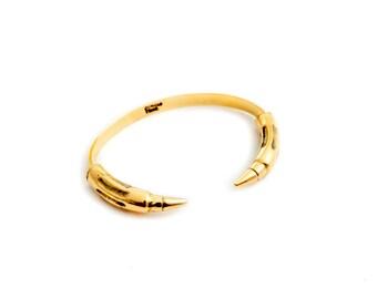 BULLET Bangle in Brass
