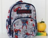 Mini Backpack Backpack Pottery Barn (Mini Size) -- Superman