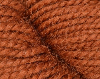 Norwegian Pumpkin #519 Rauma Ryegarn Whipping Yarn