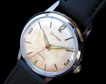 Vantage Swiss Watch - c.1960's