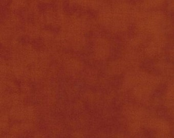Primitive Gatherings Muslin - Rust quilting fabric from Moda