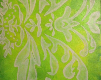 Lime Green Dreams - Artistry To Alchemy