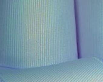 7/8 Inch Light Blue Grosgrain Ribbon By The Yard