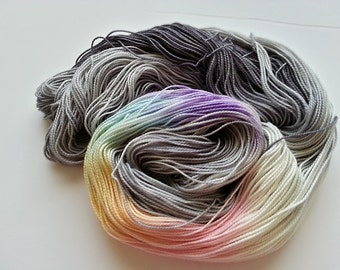 Rain Can Be Magical... Canon Hand Dyes Yarn