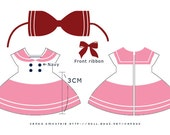 Obitsu11 Dress commission for  Aya*****