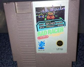 1987 NES nintendo Rad Racer video game RAD