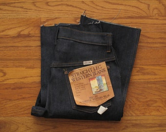 mens vintage Dee Cee straight fit jeans
