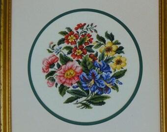 Sine's Bouquet - Serendipity Designs - Cross Stitch Chart L-224