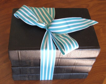 Joseph C. Lincoln 4 Hardcover Bundle of Vintage Worn Books to Display Read Alter Gift