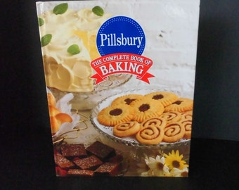 Pillsbury Complete Book Of Baking-Like New Hardcover Cookbook-Excellent Condition
