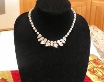Eisenberg sparkling chunky necklace