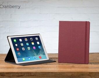 The Contega Thin Case for iPad Pro 9.7 - Cranberry