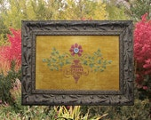 Bloom Cross Stitch Kit