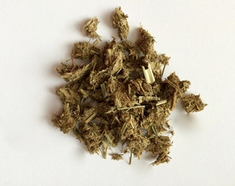 Mercury Incense (based on Agrippa) - Used to bring in planetary energy for magick, healing, and communication