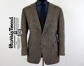 Harris Tweed Nordstrom Wool Tweed Jacket - US/UK Size 43