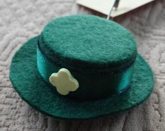 Set of Ten (10) Juliette Low Founder of Girl Scouts® Hat SWAP or Craft Kits