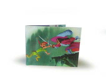 Peter Pan Card Holder - Travel, metro, subway, oyster - Hook, The Lost Boys