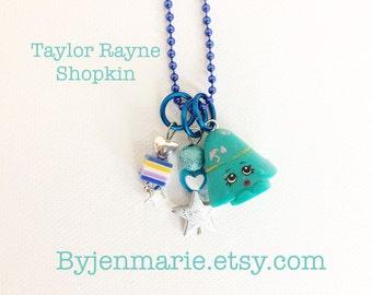 Shopkin charm Necklace Taylor Rayne Season 3