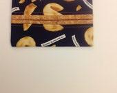 Fortune Cookies Fabric Tissue Holder Gift Idea Novelty Handmade