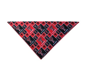 Texas Tech Mens/Womens Bandana