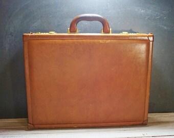 Vintage Italian Briefcase