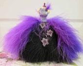 Dollhouse Miniature, Dressed, Exquisite Mannequin, Paris, Shabby, Fashion, 12th Scale