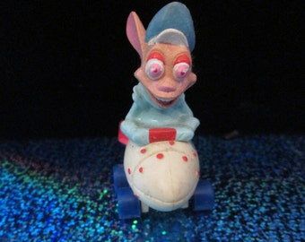 Ren Hoek Ren and Stimpy Nickelodeon 90s Toy Figure