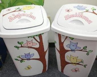 Diaper Pail/ Trash Pail