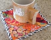 summer mug mat