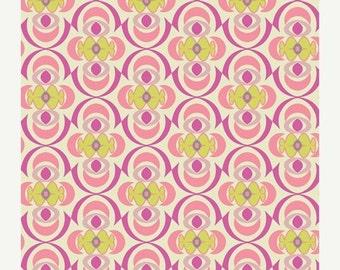 SALE - Art Gallery Fabrics - Poetica Collection by Patricia Bravo - Dancing the Tango (POE-704) - Modern Fabric - 1 yard