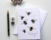 Thank You! sweet as honey card