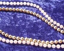 Beautiful Repurposed Miriam Haskell Bead Necklace
