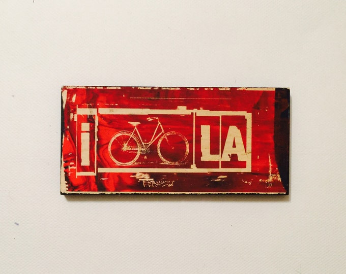 I Bike LA (smaller cut)