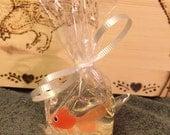 Soap with a Goldfish/ children's soap/party favors