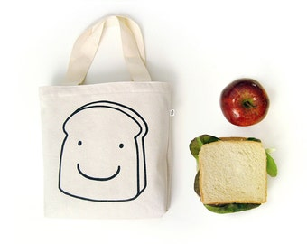 Tote bag Sandwich Bag · Lunch bag for your meal · Kids canvas tote bag · Lunch tote