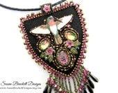Hummingbird Pendant Necklace SALE