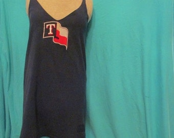 Texas Rangers Game Day Dress, Ready for Opening Day