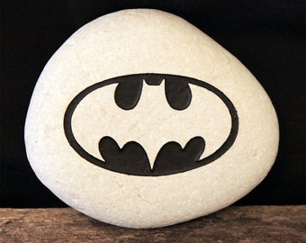 Engraved Rock, Batman