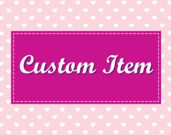 Custom Crocheted Creation