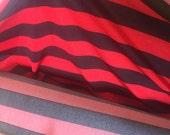 Red and Black Stripe (per...