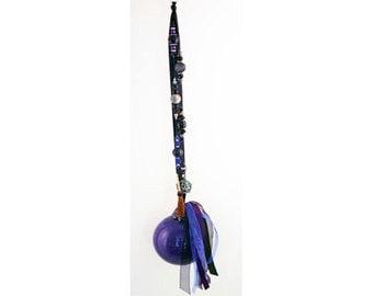 Broom Pentacle Spiritual Energy Wish Ball