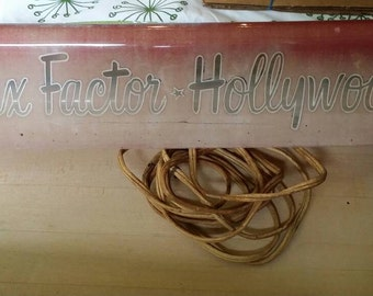 Max Factor Hollywood Lighted Sign