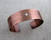 Compass Bracelet for Women