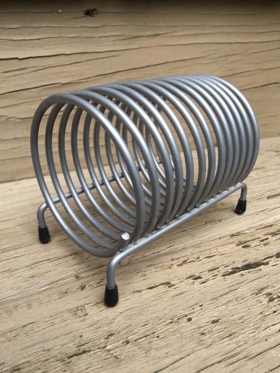 metal letter holder vintage metal spiral letter holder footed desk organizer 16618