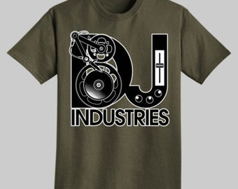 DJ Industries - Mechanical -  t-shirt